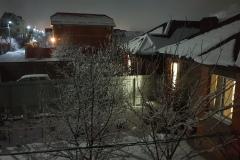 Зима в СНТ